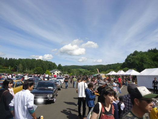 遠軽旧車集合 Engaru-Classic-Car-Shou